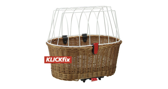 Cesta Klickfix Doggy Basket